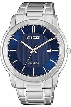 Citizen Men's Analogue Quartz Watch with Stainless Steel Strap AW1211-80L