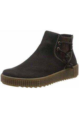 Rieker Women's Herbst/Winter Chelsea Boots, (Schwarz/ 00)
