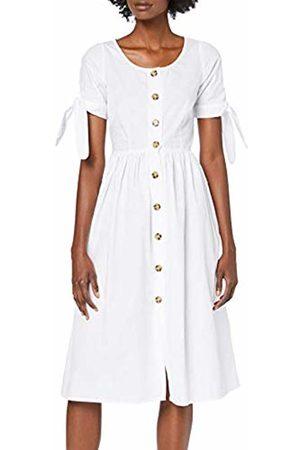 Springfield Women's Fq.Vestido Midi Botones Dress