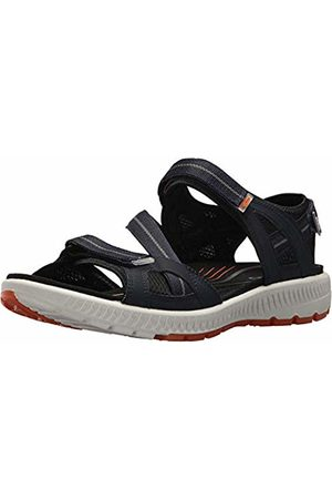 Ecco Men's Terra Hiking Sandals, ((True Navy/ )