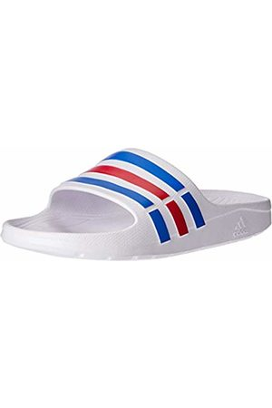 adidas Unisex Adult Duramo Slide Open Toe Sandals, Multicolor ( / / )