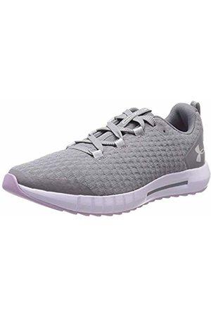 Under Armour Unisex Kids' Grade School Suspend Running Shoes, (Steel/ Ace/Steel (101) 101)