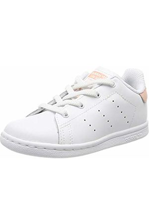 adidas Unisex Babies' Stan Smith El Low-Top Sneakers