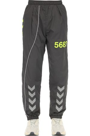 Hummel Men Trousers - Willy Chavarria Woven Pants