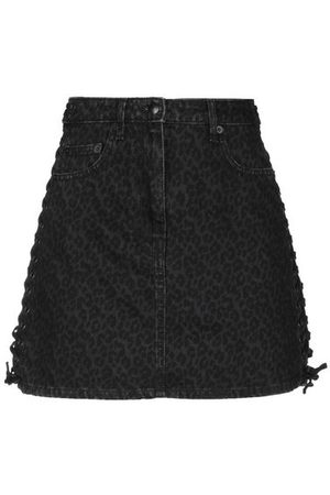 McQ DENIM - Denim skirts