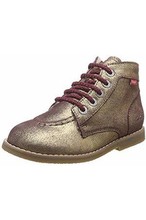 Kickers Unisex Kids' Koukcho Slouch Boots