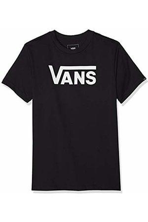 Vans Baby-Jungen Classic Kids T-Shirt, Schwarz ( Melange)