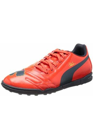 Puma Evopower 4, Unisex-Child Football Shoes, Peach/Ombre /