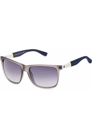Tommy Hilfiger Men's TH 1281/S HD Wayfarer Sunglasses