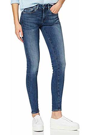 G-Star Women's 3301 Mid Waist Skinny Jeans