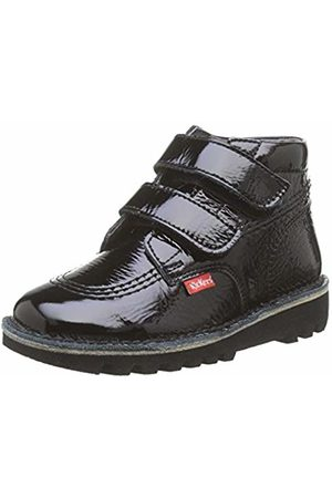 Kickers Girls' Neovelcro Slouch Boots