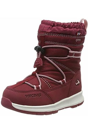 Viking Unisex Kids' Asak GTX Snow Boots, (Dark 5210)