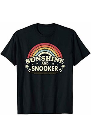 Pack A Punch Sunshine, Snooker Shirt for Men or Women. Retro