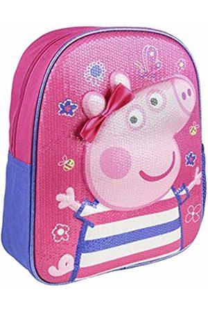 Artesanía Cerdá Mochila Infantil 3D Peppa Pig, Girls' Backpack