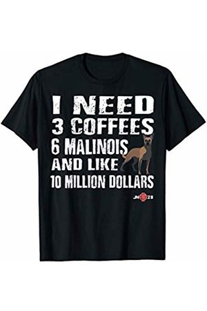 ToonTyphoon Funny Belgian Malinois I Need T-Shirt