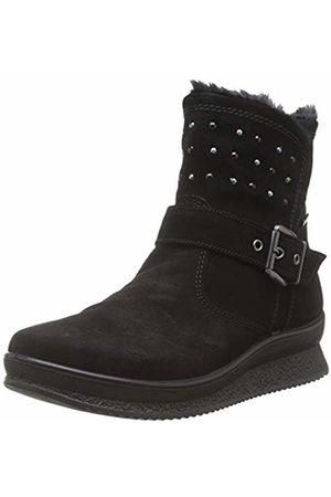 IGI &Co Women's Donna Gore-tex-41611 Snow Boots, (Nero 4161100)