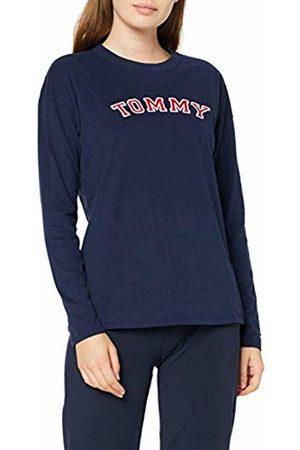 Tommy Hilfiger Women's Cn Tee Ls Pyjama Top, ( 416)