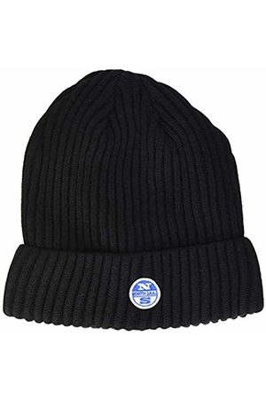 North Sails Men's Beanie W/Logo Scarf, ( 999.0)