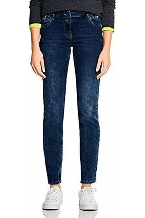 Cecil Women's 372633 Scarlett Straight Jeans