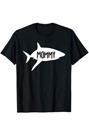 Sharking Baby Co Mommy Shark Doo Doo Halloween Christmas Mother's Day T-Shirt