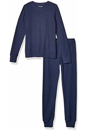 Amazon Thermal Long Underwear Set Navy