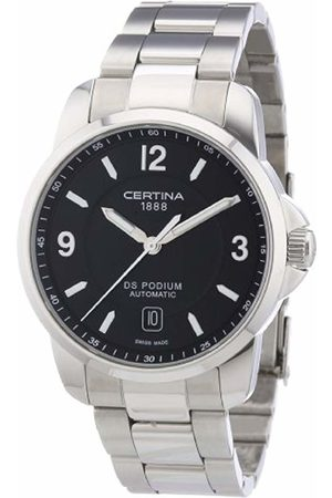Certina Men's Watch XL Analogue Automatic C001,407,11,057