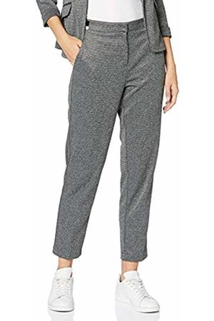 s.Oliver Women's 11.910.76.3131 Trousers, ( / Check 99N1)