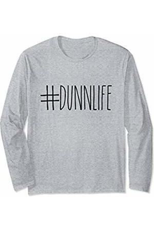 Dunn Magical Stuff Dunn Mug Style Dunn Life Hashtag Women's Rae Christmas Gift Long Sleeve T-Shirt