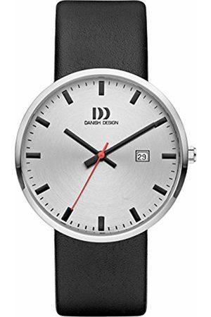 Danish Design Men's Analogue Quartz Watch with Leather Strap DZ120613