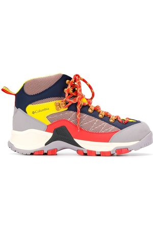 HENRIK VIBSKOV Trainers - X Columbia Tablerock colour-block trekking boots