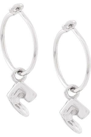 Coup De Coeur Women Earrings - Vortex hoop earrings