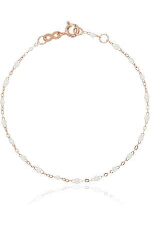 GIGI CLOZEAU 18kt rose gold Classic Gigi beaded bracelet