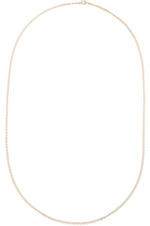 Irene Neuwirth Women Necklaces - 18kt rose gold oval chain necklace