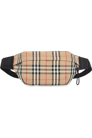 Burberry Vintage Check belt bag - Neutrals