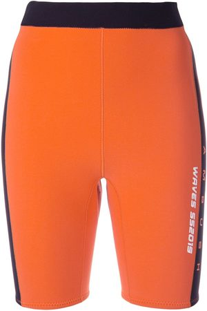 AMBUSH Two-tone cycling shorts