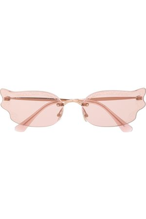 Jimmy Choo Sunglasses - Ember/S BKU/2S sunglasses