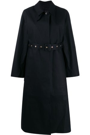 MACKINTOSH Long belted trench coat