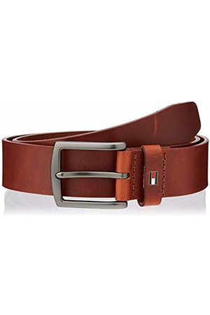 Tommy Hilfiger Men's Denton Leather 3.5 Belt, (( Hjr)
