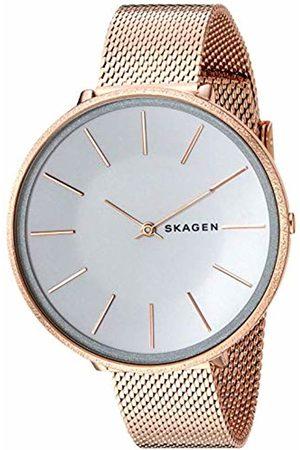Skagen Womens Analogue Quartz Watch with Stainless Steel Strap SKW2726