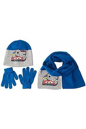 Disney Unisex Child Conjunto 3 Pcs Bufanda + Guantes + Gorro Cars Set 3 Pcs Scarf + Hat + Gloves