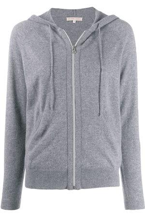 Filippa K Zip-up cashmere hoodie