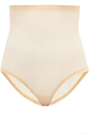 Wolford High-rise Mesh Shapewear Briefs - Womens