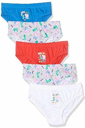 Mothercare Boys 5Pk George Briefs Underwear Set