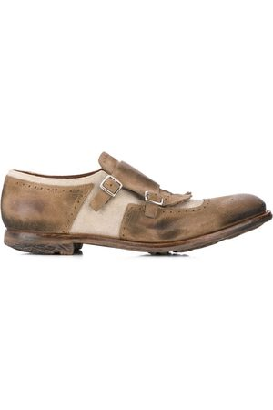 Church's Distressed loafers - Neutrals