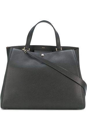 VALEXTRA Large Brera tote bag