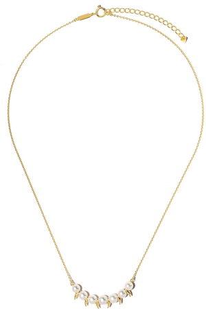 Tasaki 18kt Danger Scorpion necklace