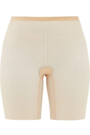 Wolford Tulle Shapewear Shorts - Womens