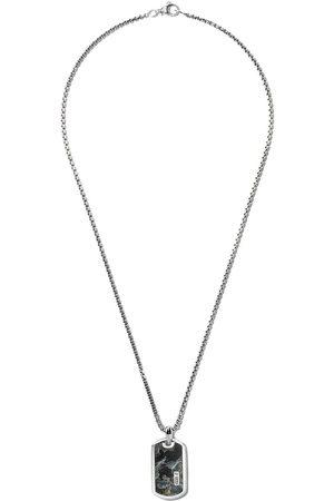 David Yurman Men Necklaces - Exotic Stone Enhancer pietersite tag - SSBPY