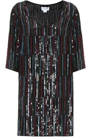 Velvet Elisa sequined dress