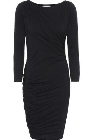 Velvet Greta stretch-jersey dress